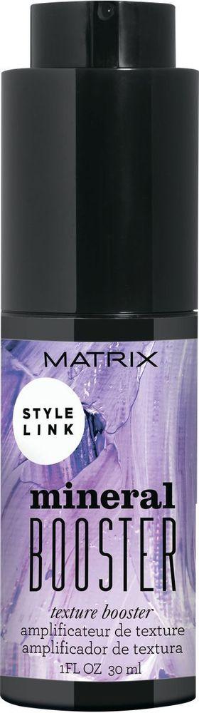 Matrix Бустер для текстуры, 30 млP1198100StyleLink Booster (Стайл Линк Бустер) для текстуры. Путь к созданию текстуры без утяжеления, невесомого стайлинга и длительной фиксации.