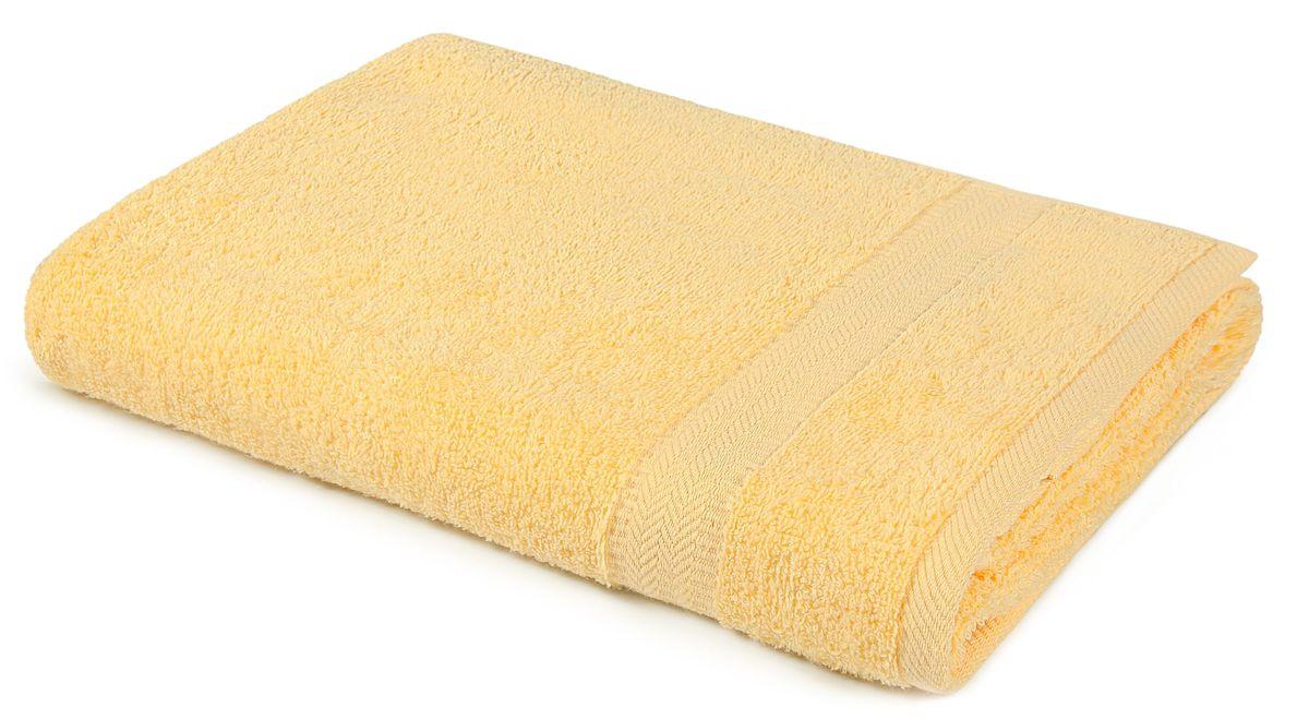 Полотенце Aquarelle Настроение, цвет: светло-желтый, 50 х 90 см. 702455702455Махровое полотенце Aquarelle Настроение неотъемлемая часть повседневного быта, они создают дополнительные акценты в ванной комнате. Продукция производится из высококачественных материалов.Ткань: 100% хлопок.Размер: 50 х 90 см.