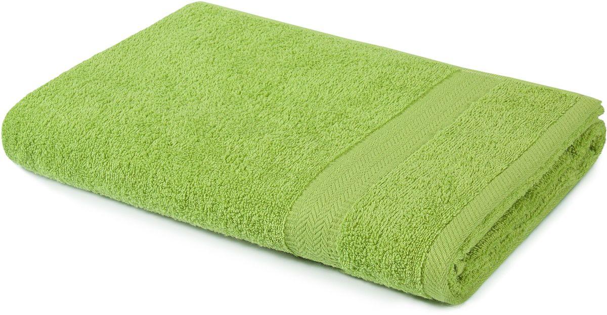 Полотенце Aquarelle Настроение, цвет: травяной, 70 х 140 см полотенце aquarelle стамбул цвет белый травяной 70 х 140