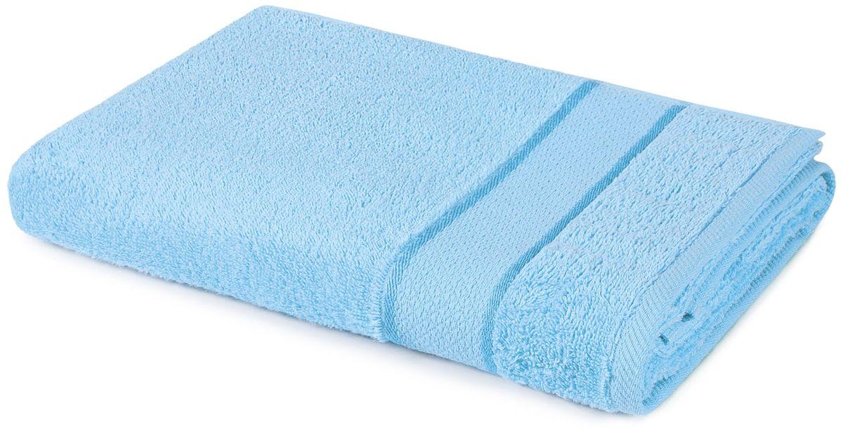Полотенце Aquarelle Весна, цвет: светло-васильковый, 70 х 140 см702564Махровое полотенце Aquarelle Весна - неотъемлемая часть повседневного быта, оно создает дополнительные акценты в ванной комнате. Продукция производится из высококачественных материалов.Ткань: 100% хлопок.Размер: 70 х 140 см.