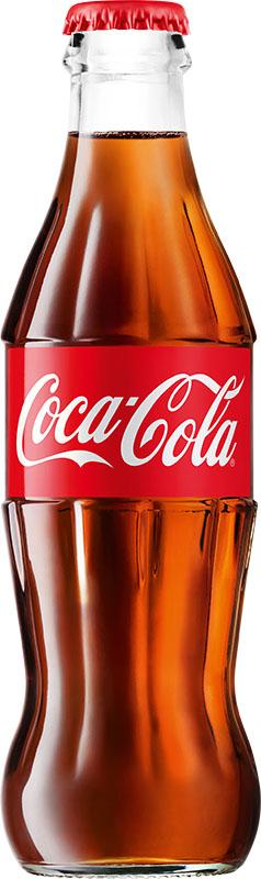 Coca-Cola напиток сильногазированный, 0,25 л coca cola напиток газированный 150 мл