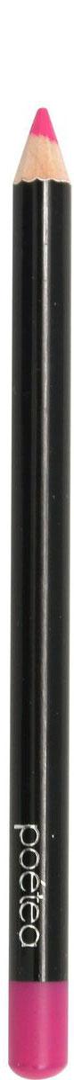 POETEQ Кремовый карандаш для губ MANGO, тон 78, 1,2 г1878В формулу карандаша входят природные воски, что облегчает скольжение вдоль контура губ и оказывает мягкое воздействие. Кроме того, входящие в состав витамины C и E обеспечивают питание нежной кожи губ и надолго сохраняют их молодость. Контур при этом является стойким, не стирается в течение дня. Подходит для любого типа кожи и любого возраста.