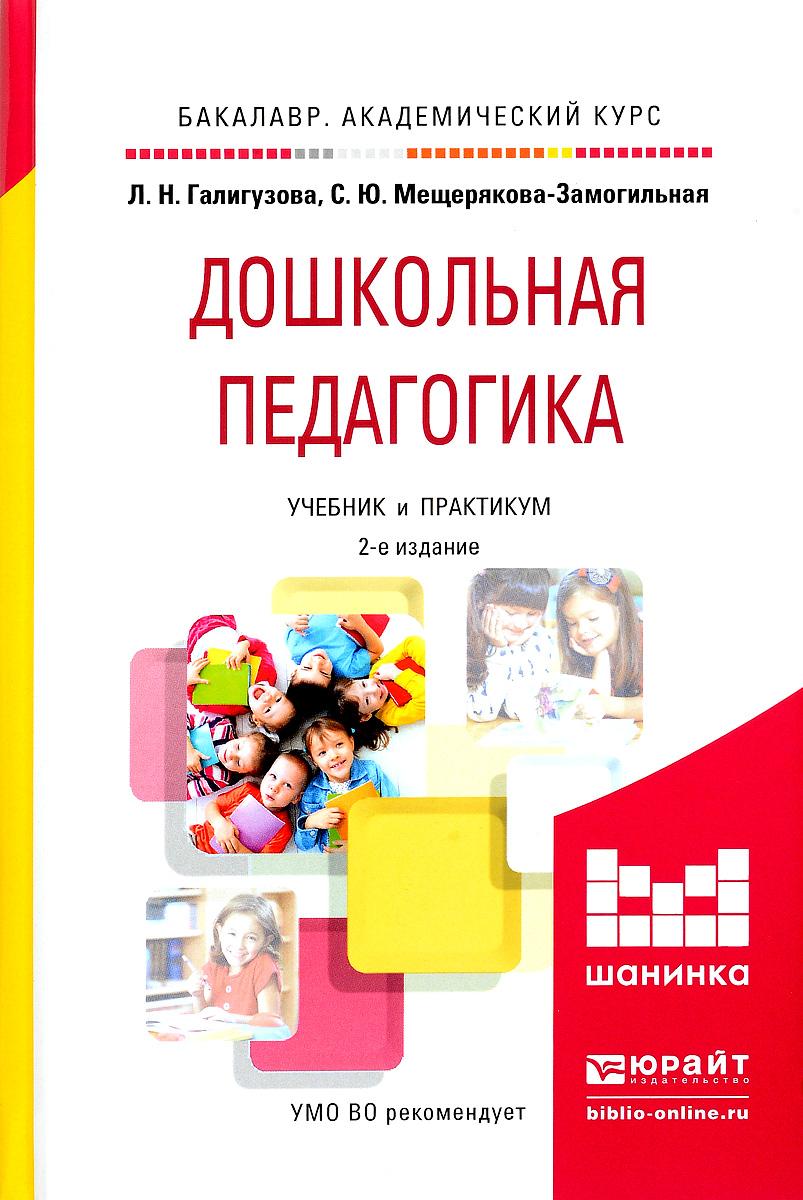 Л. Н. Галигузова, С. Ю. Мещерякова-Замогильная. Дошкольная педагогика. Учебник и практикум
