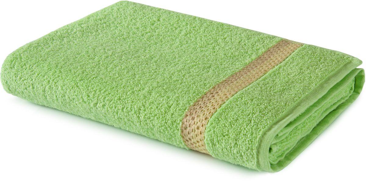 Полотенце Aquarelle Глициния, цвет: светло-зеленый, 70 х 140 см702553Махровое полотенце Aquarelle Глициния - неотъемлемая часть повседневного быта, оно создает дополнительные акценты в ванной комнате. Продукция производится из высококачественных материалов.Ткань: 100% хлопок.Размер: 70 х 140 см.