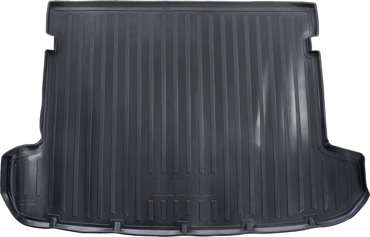 Коврик багажника Rival для Hyundai Tucson 2016-, полиуретан12309002Коврик багажника Rival позволяет надежно защитить и сохранить от грязи багажный отсек вашего автомобиля на протяжении всего срока эксплуатации, полностью повторяют геометрию багажника.- Высокий борт специальной конструкции препятствует попаданию разлившейся жидкости и грязи на внутреннюю отделку.- Произведены из первичных материалов, в результате чего отсутствует неприятный запах в салоне автомобиля.- Рисунок обеспечивает противоскользящую поверхность, благодаря которой перевозимые предметы не перекатываются в багажном отделении, а остаются на своих местах.- Высокая эластичность, можно беспрепятственно эксплуатировать при температуре от -45 ?C до +45 ?C.- Изготовлены из высококачественного и экологичного материала, не подверженного воздействию кислот, щелочей и нефтепродуктов. Уважаемые клиенты!Обращаем ваше внимание,что коврик имеет формусоответствующую модели данного автомобиля. Фото служит для визуального восприятия товара.