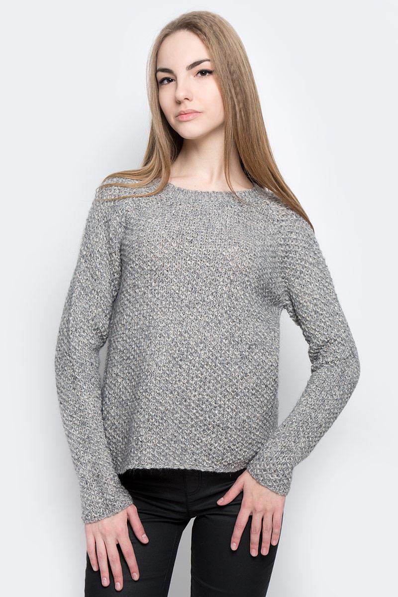 Джемпер женский Marc O'Polo, цвет: серый. 613960483. Размер M (44) футболка wearcraft premium slim fit printio пикачу покемон