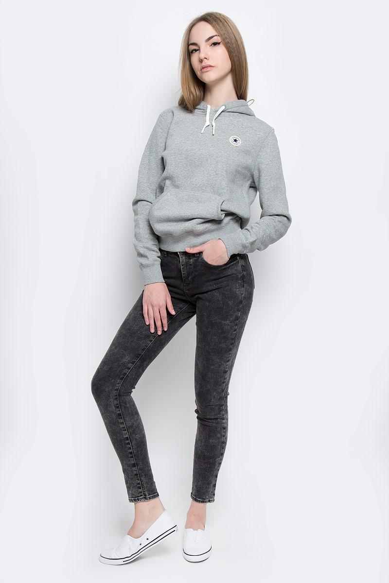 Джинсы женские Wrangler, цвет: темно-серый. W27HLX93A. Размер 29-32 (44/46-32) джинсы женские selected femme цвет темно серый 16054240 размер 29 32 46 32