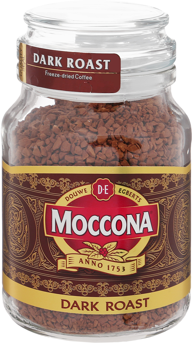 Moccona Dark Roast кофе растворимый, 95 г (стеклянная банка) 3 pairs lot bk20 bf20 ball screw end supports fixed side bk20 and floated side bf20 match with scerw shaft