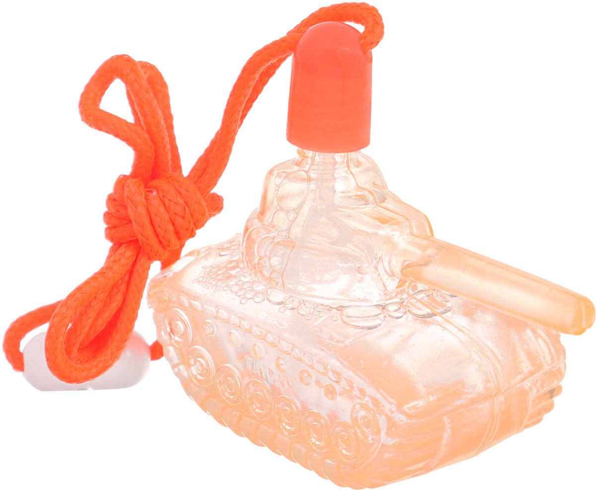Uncle Bubble Мыльные пузыри Танк цвет оранжевый - Мыльные пузыри