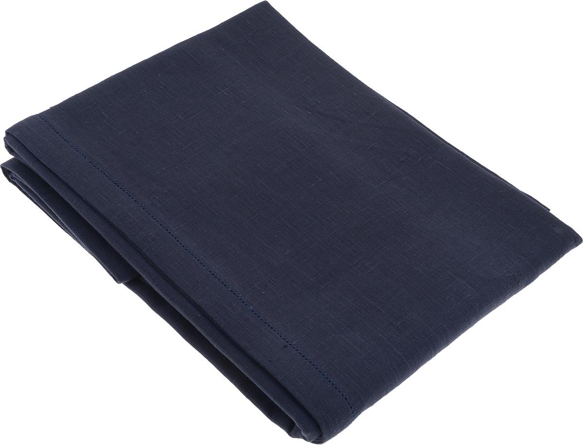 Скатерть Гаврилов-Ямский Лен, прямоугольная, цвет: темно-синий, 140 x 250 см10со2065-12Скатерть Гаврилов-Ямский Лен, изготовленная из 100%льна, станет отличным украшением интерьера столовой иликухни и придаст изысканный вид столу. Скатерть выполнена воднотонном цвете, обладает плотной текстурой, высокойизносостойкостью и прочностью. Лен - поистине уникальныйприродный материал, который отличается высокойэкологичностью.Скатерти из натурального льна придадут вашему дому уют итепло.История льна восходит к Древнему Египту: в те временаодежда изо льна считалась достойной фараонов! На Руси ленвозделывали с незапамятных времен - изделия из льнянойткани считались показателем достатка, а льняная одеждаслужила символом невинности и нравственной чистоты.