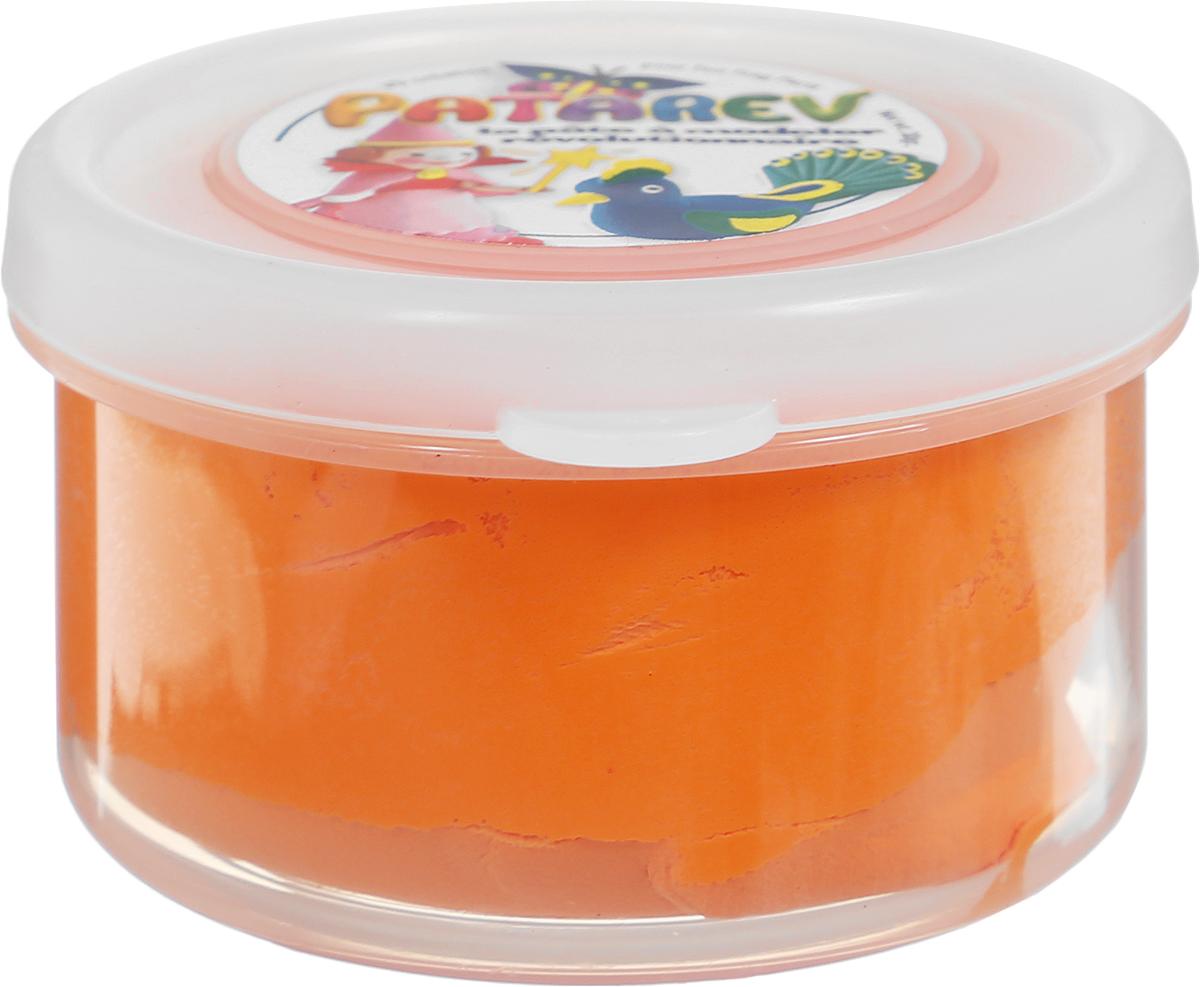 SentoSphere Пластилин Patarev цвет оранжевый868Пластилин SentoSphere Patarev хорошо режется фигурными ножницами, с помощью которых можно будет вырезать красивую кайму. Высохнув, пластилин не ломается. Когда пластилин высохнет, его можно раскрасить.Засохший пластилин можно вернуть в исходное состояние, намочив водой.