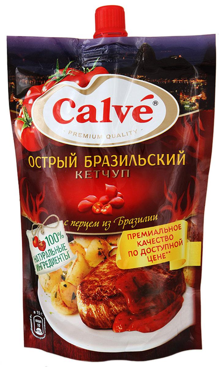 Calve Кетчуп Острый Бразильский, 350 г67037612Праздничная Бразилия - страна ярких кулинарных впечатлений! Вдохновленный бразильским рецептом, Calve представляет очень вкусный острый томатный кетчуп, с отборными натуральными ингредиентами - специально привезенным из Бразилии перцем и ароматными специями. Вкус Бразилии на вашем столе!Уважаемые клиенты! Обращаем ваше внимание, что полный перечень состава продукта представлен на дополнительном изображении.