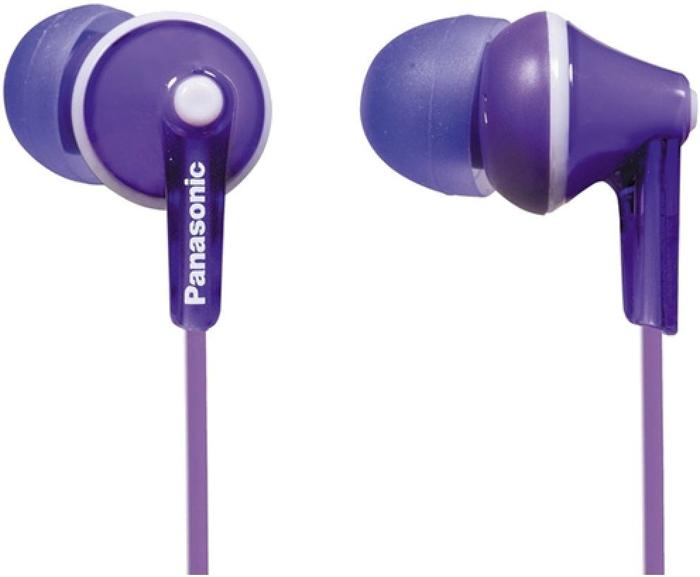Panasonic RP-HJE125E-V, Violet наушники
