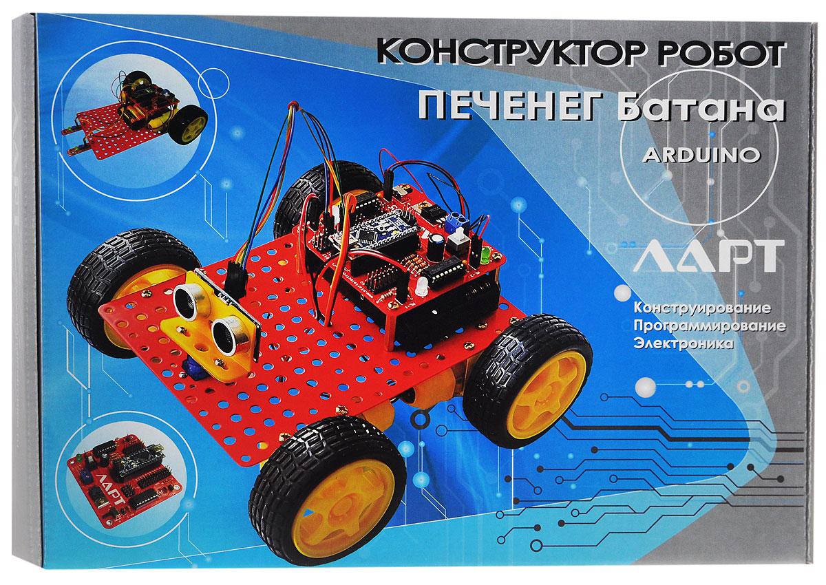 Ларт Конструктор-робот Печенег Батана конструктор робот печенег батана