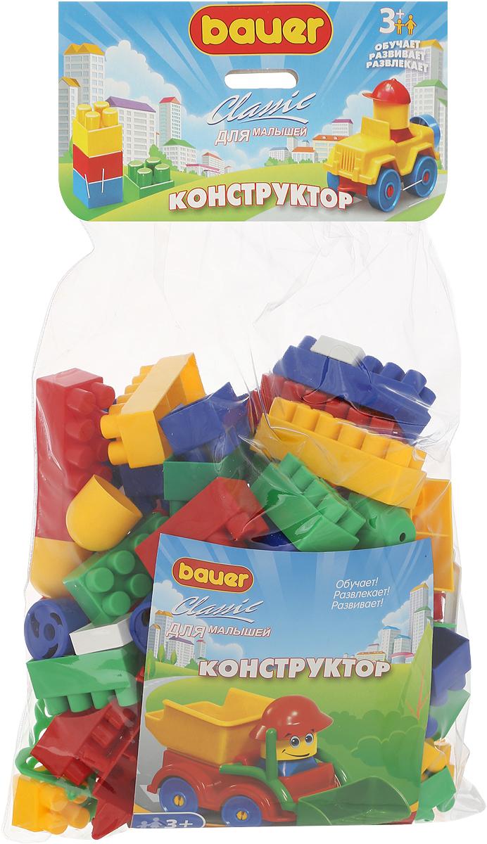 Bauer Конструктор Classic 060 lego classic конструктор дополнение к набору для творчества яркие цвета 10693