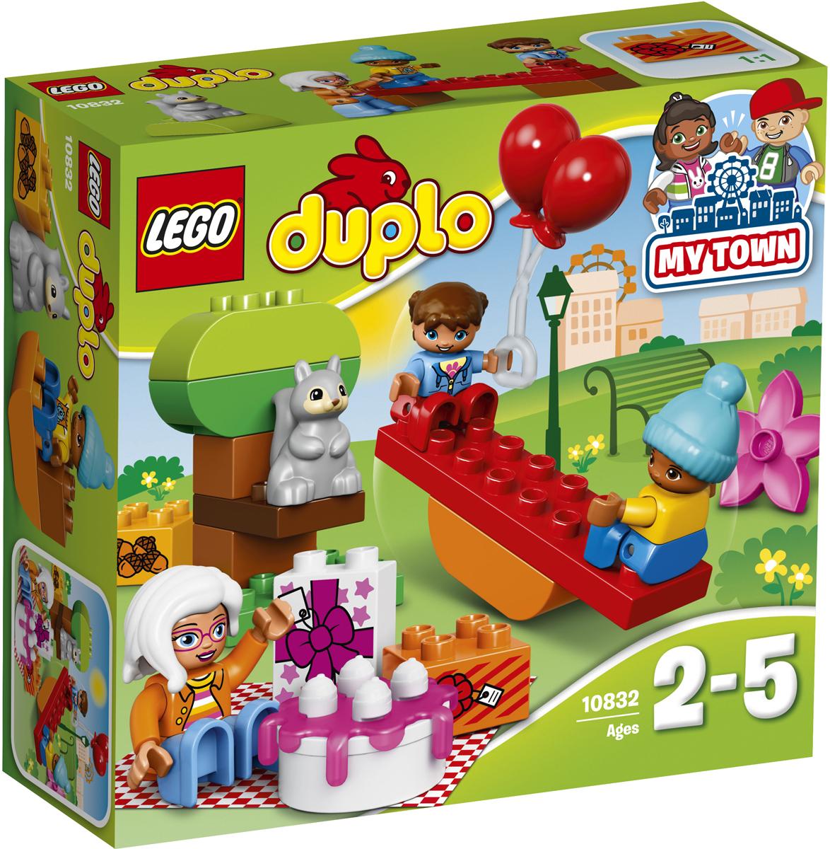 LEGO DUPLO Конструктор День рождения 10832 - Игрушки для малышей