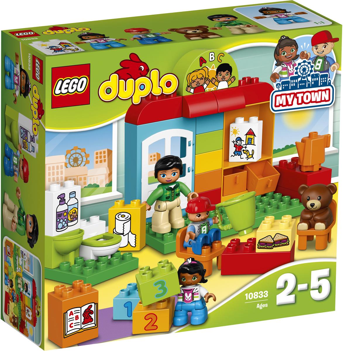 LEGO DUPLO Конструктор Детский сад 10833 - Игрушки для малышей