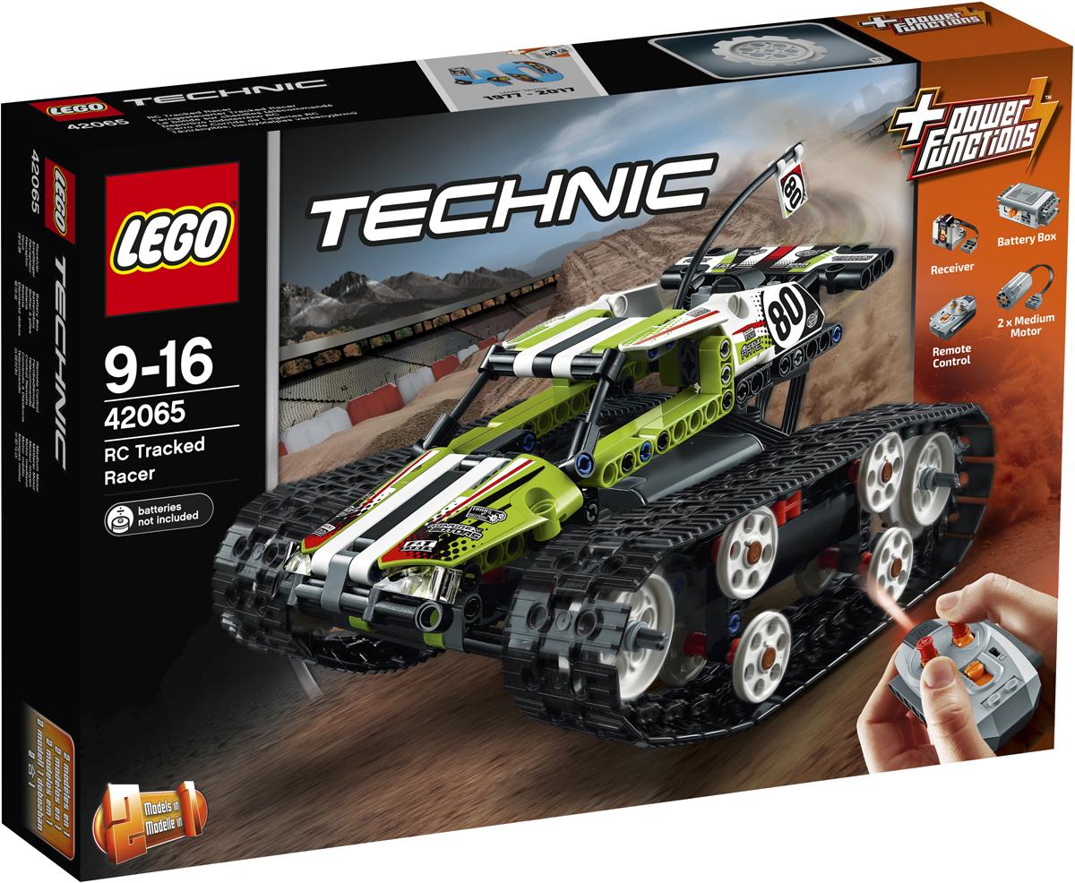 LEGO Technic Конструктор Скоростной вездеход на пульте управления 42065 lego technic 42031 ремонтный автокран