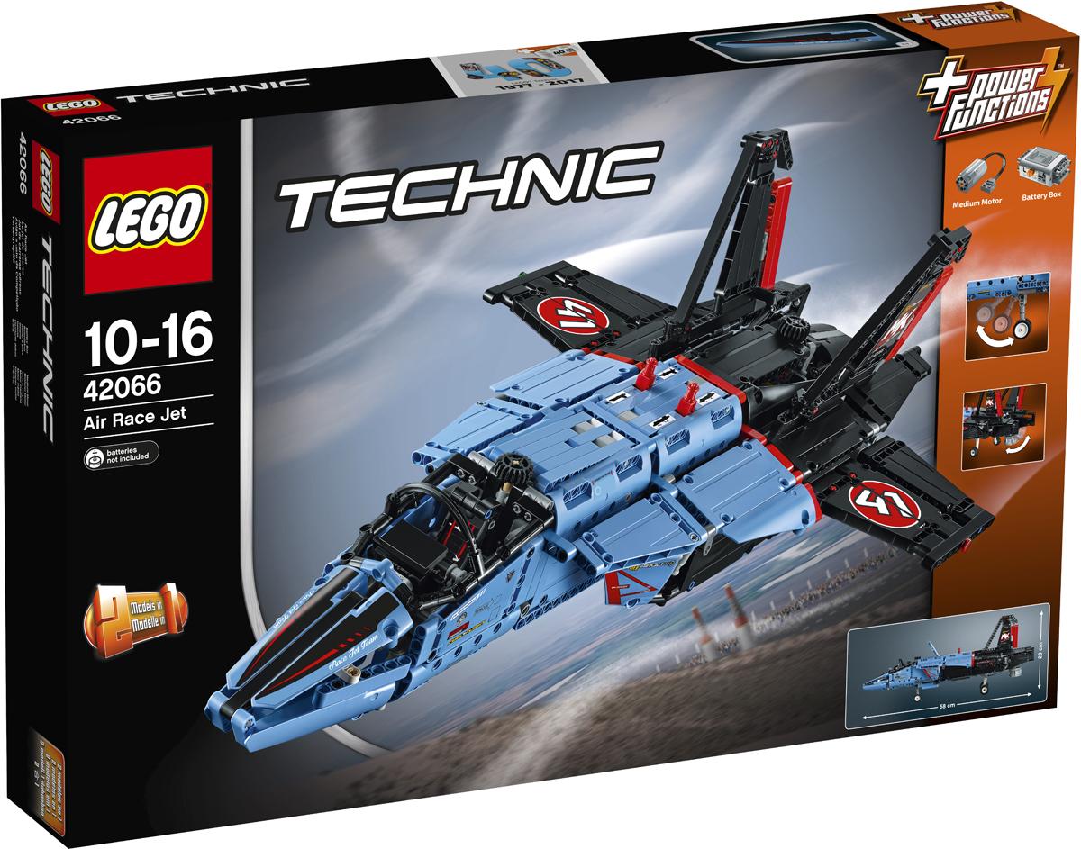 LEGO Technic Конструктор Сверхзвуковой истребитель 42066 роторный экскаватор модель 42055 technic