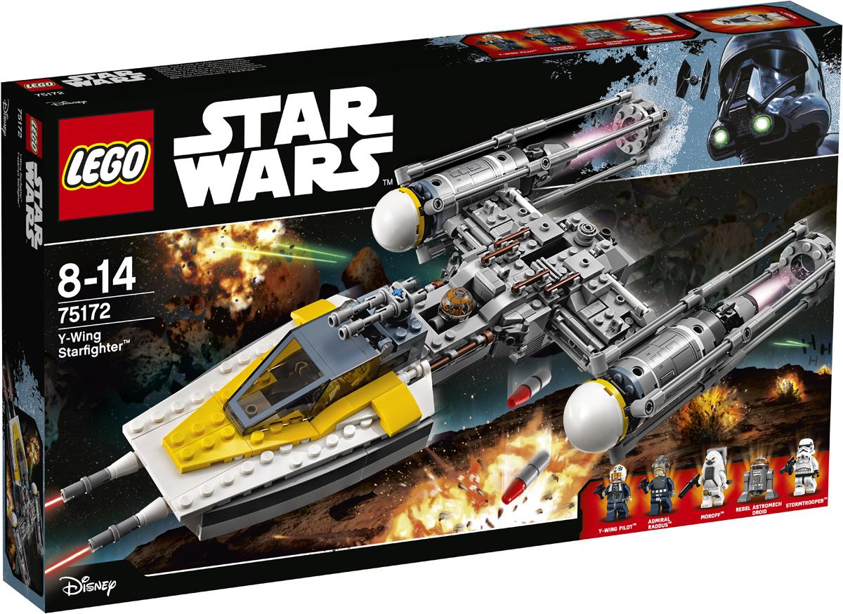 LEGO Star Wars Конструктор Звездный истребитель типа Y 75172