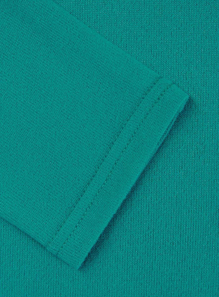 Платье oodji Collection, цвет:  изумрудный.  24001070-5/15640/6D00N.  Размер M (46) oodji