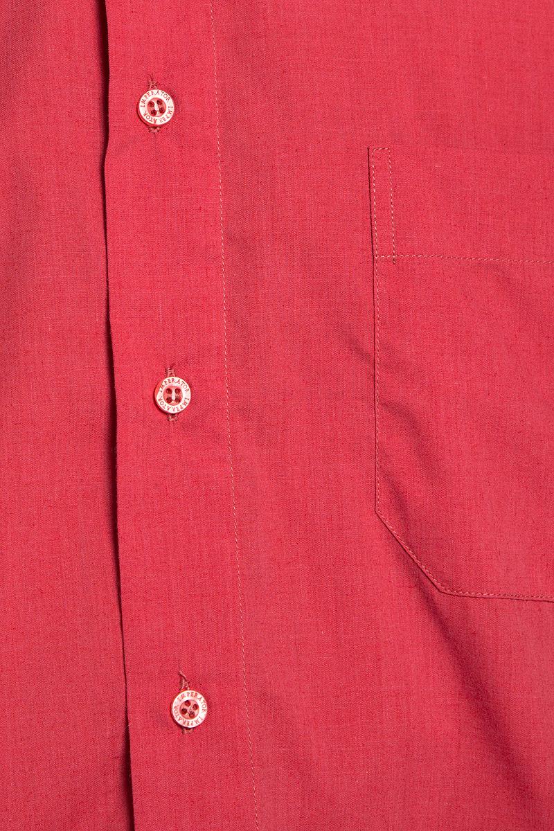 Рубашка мужская Imperator, цвет:  красный.  5915-210.  Размер 42-176/182 (52-176/182) Imperator