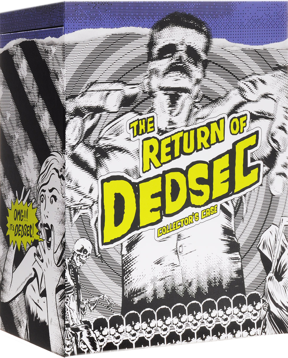 Watch Dogs 2. Коллекционное издание Возвращение DedSec (без диска с игрой) видеодиски reanimedia берсерк золотой век фильм 2 битва за долдрей коллекционное издание