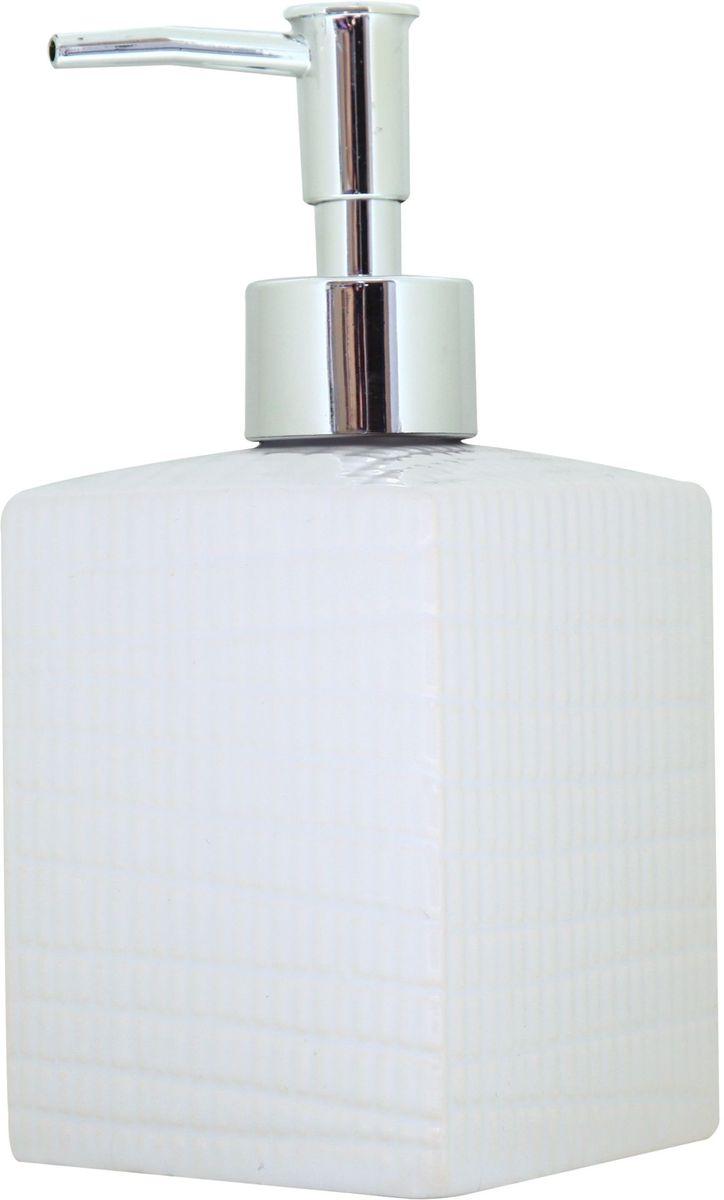 Диспенсер для жидкого мыла Proffi Home Пятый элемент, 400 мл proffi шторка для ванной proffi home жасмин 180х200см