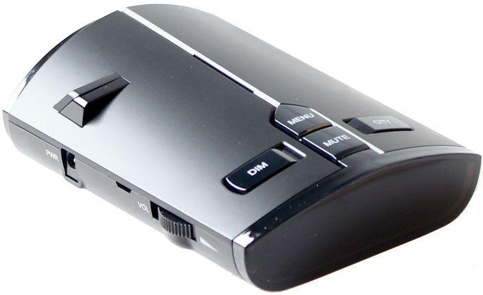 Каркам Cтелс 3+ радар-детекторстелс 3+Каркам Стелс 3+ - радар-детектор, отличающийся стильным дизайном и выдающимися техническими характеристиками. Определяет все существующие типы радаров, в том числе лазерные радары. Благодаря компактному размеру и удобному креплению на лобовом стекле он чрезвычайно удобен в использовании. Встроенный OLED дисплей хорошо читается в любых условиях и отображает большое количество информации, а голосовые предупреждения делают его использование максимально комфортным.Определение радаров по базе координат GPS, обновление базы данных осуществляется по USB кабелю.Отключение отдельных диапазонов позволяет настроить радар-детектор на определенный тип диапазона (X, K, Ka, L)Три режима для различных типов местности: Трасса, Город-1, Город-2.Угол обзора лазерного детектора 360°При обнаружении сигнала, устройство заблаговременно оповестит вас о приближении к радару, также имеется функция предупреждения о превышении скорости