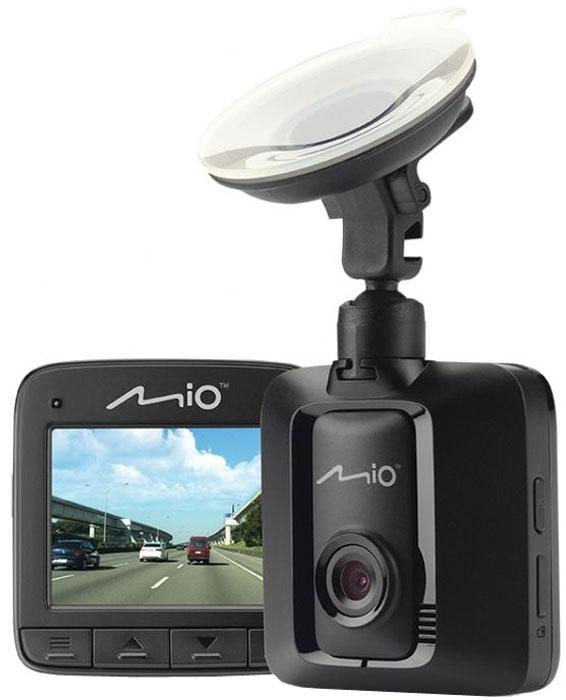 Mio Mivue C315, Black видеорегистратор видеорегистратор mio mitac mivue c305