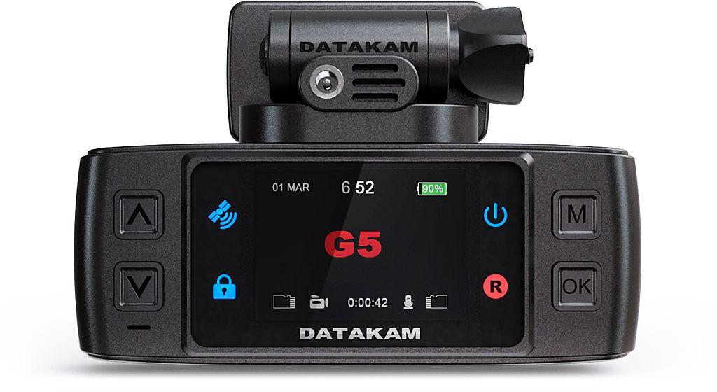 Datakam G5-Real Pro BF, Black видеорегистраторG5-Real Pro BF