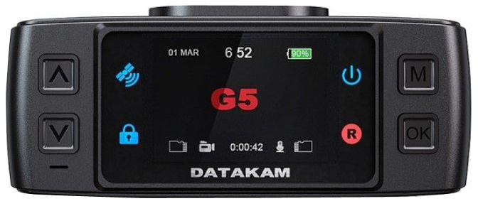 Datakam G5-City Max BF Limited, Black видеорегистраторG5-City Max BF LIMITED