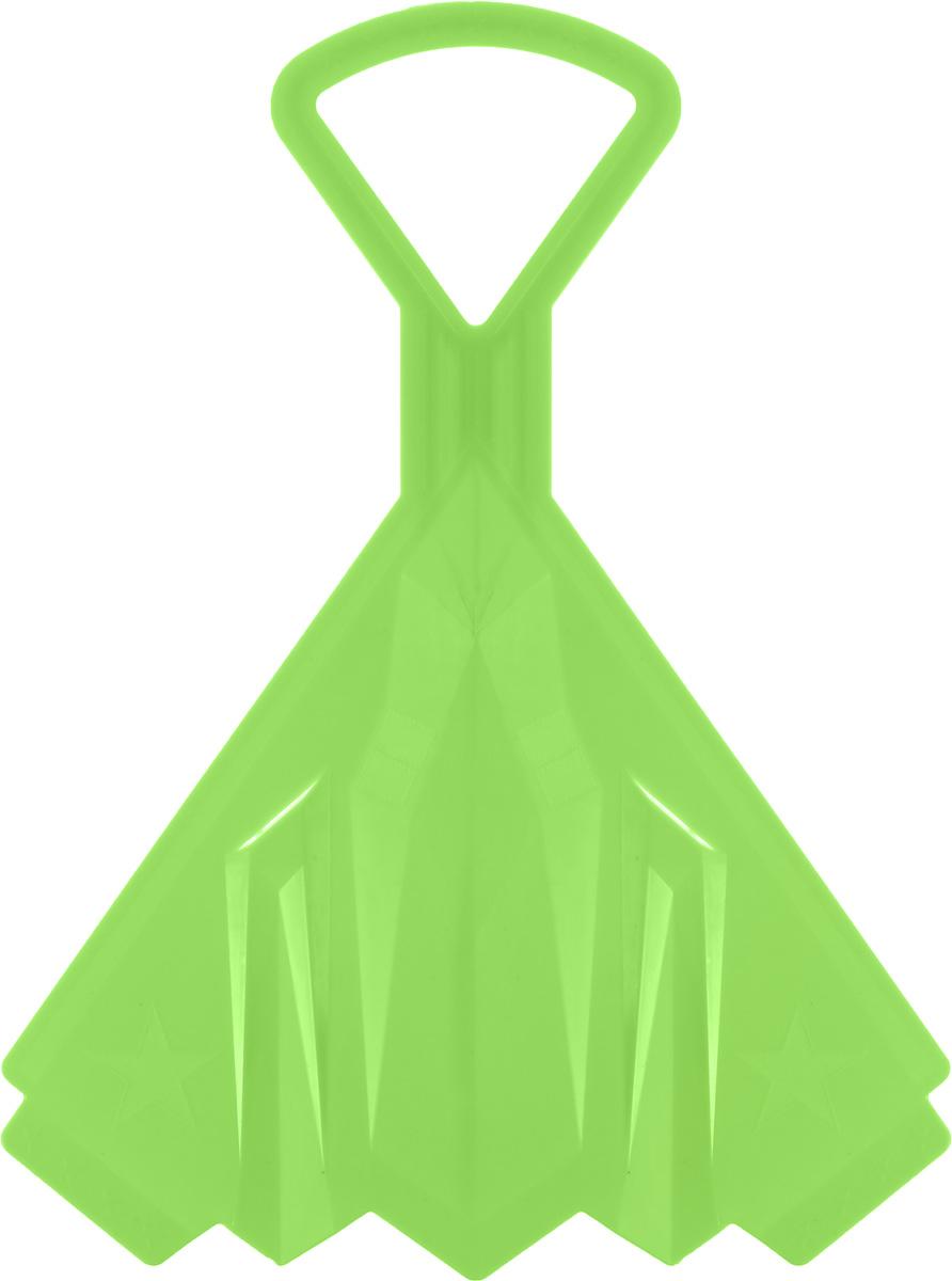 Санки-ледянки Престиж Самолет, цвет: зеленый, 42 х 32 см339806Любимая детская зимняя забава - это катание с горки. Яркие санки-ледянки Престиж Самолет станут незаменимым атрибутом этой веселой детской игры. Санки-ледянки - это специальная пластиковая тарелка, облегчающая скольжение и увеличивающая скорость движения по горке. Ледянка выполнена из прочного гибкого пластика и снабжена ручкой для переноски. Конфигурация санок позволяет удобно сидеть и развивать лучшую скорость. Благодаря малому весу ледянку, в отличие от обычных санок, легко нести с собой даже ребенку.Зимние игры на свежем воздухе. Статья OZON Гид