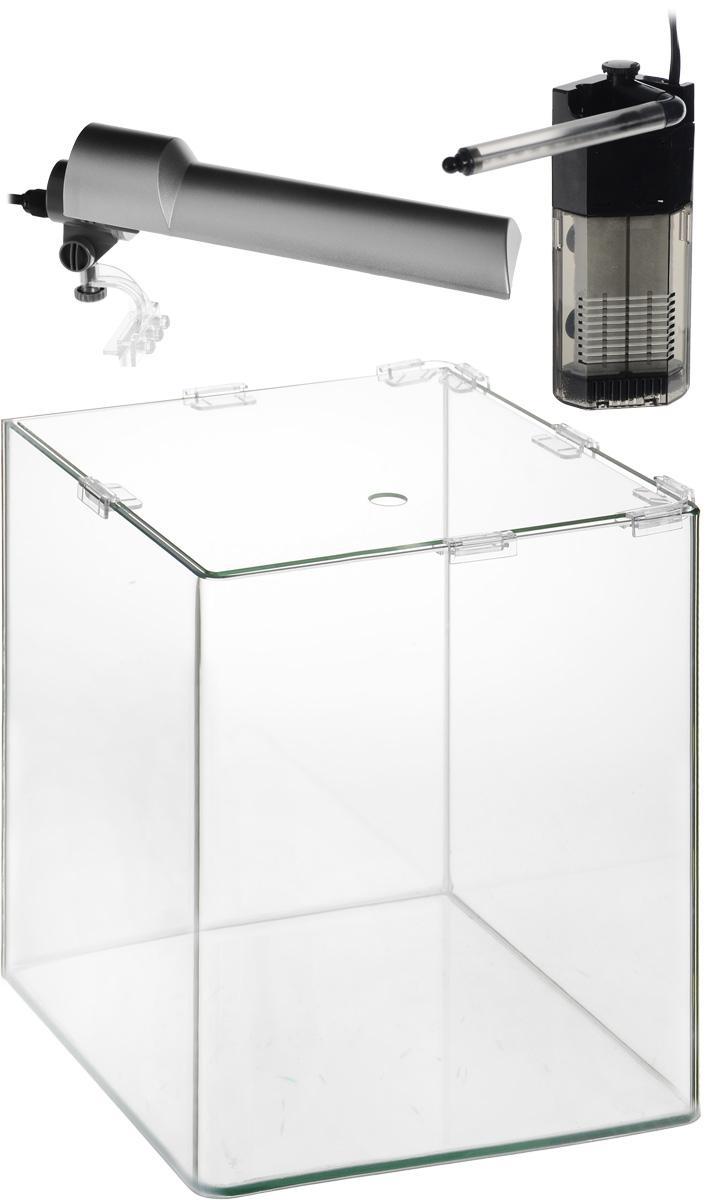 Комплект Dennerle  NanoCube Complete , 30 л - Аквариумы и террариумы