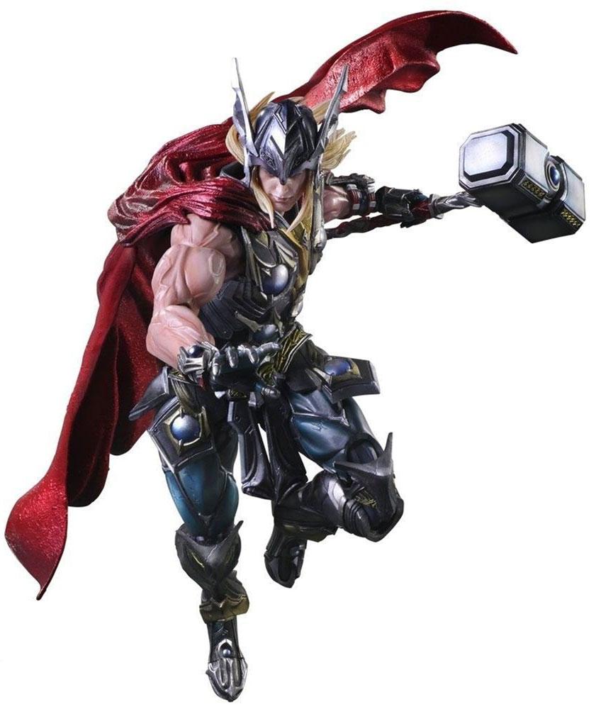 Marvel Universe. Фигурка  Variant Play Arts Kai Thor 27 см