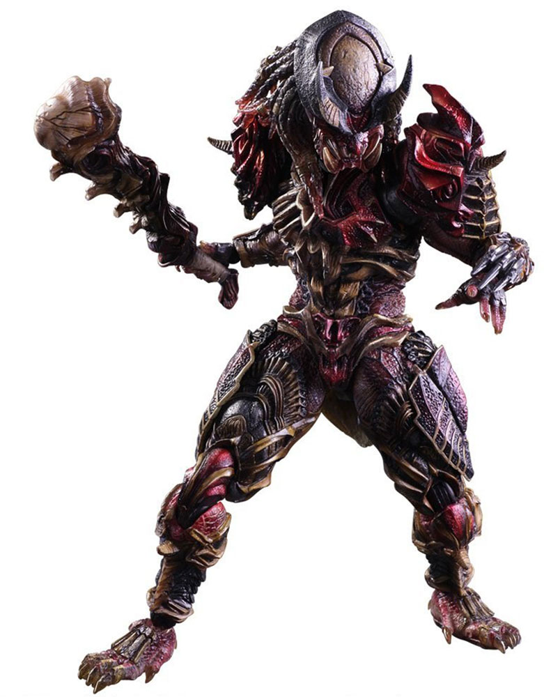 Predator. Фигурка Variant Play Arts Kai Predator 27 см van roon статуэтка predator