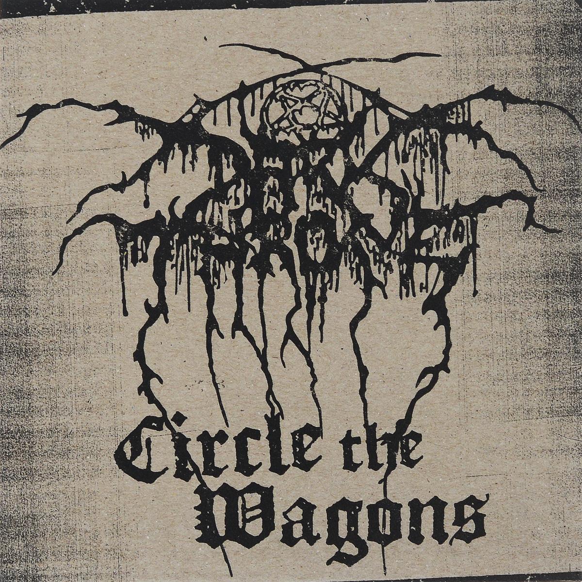 Darkthrone Darkthrone. Circle Of Wagons. Limited Edition