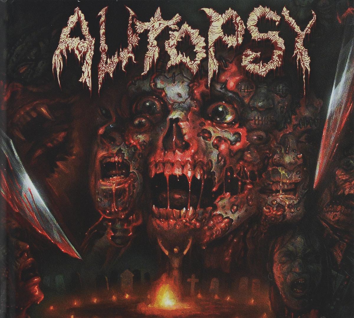 Autopsy Autopsy. The Headless Ritual ritual lighting