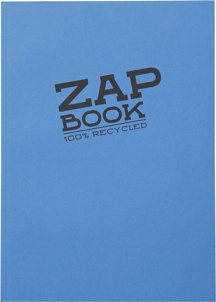 Блокнот Clairefontaine Zap Book, формат A4, 160 листов3354СОригинальный блокнот Clairefontaine идеально подойдет для памятных записей, любимых стихов, рисунков и многого другого. Плотная обложкапредохраняет листы от порчи изамятия. Такой блокнот станет забавным и практичным подарком - он не затеряется среди бумаг, и долгое время будет вызывать улыбку окружающих.