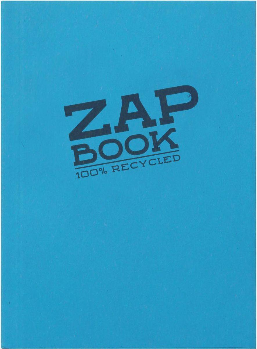Блокнот Clairefontaine Zap Book, цвет: голубой, формат A6, 160 листов3357СОригинальный блокнот Clairefontaine идеально подойдет для памятных записей, любимых стихов, рисунков и многого другого. Плотная обложкапредохраняет листы от порчи изамятия. Такой блокнот станет забавным и практичным подарком - он не затеряется среди бумаг, и долгое время будет вызывать улыбку окружающих.