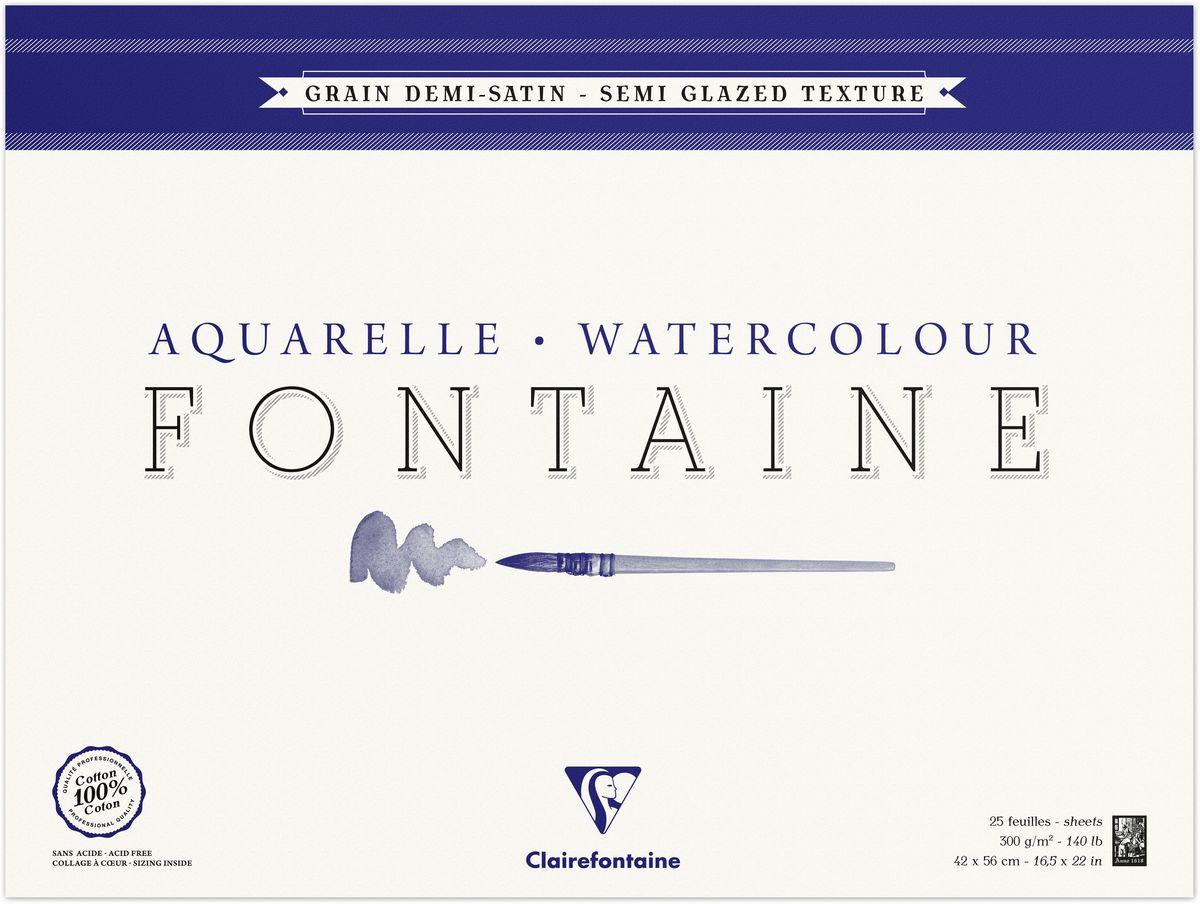 Альбом Clairefontaine  Fontaine , 42 х 56 см, 25 листов. 96409С -  Бумага и картон