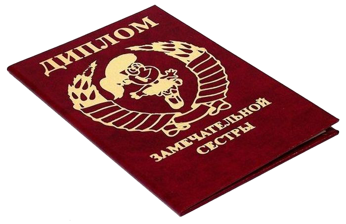 Диплом сувенирный Эврика Замечательной сестры, A6, цвет: красный. 93735 argus сз 010004