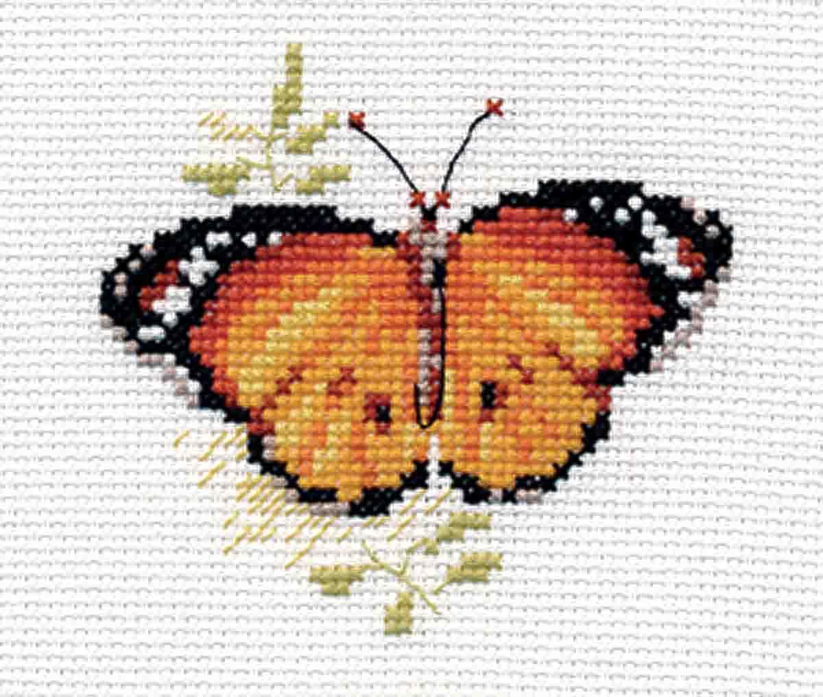 Набор для вышивания крестом Алиса