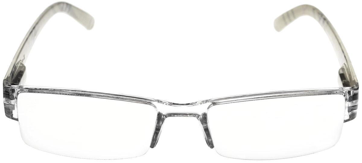 Proffi Home Очки корригирующие (для чтения) G5 304 Fabia Monti +0.75, цвет: бежевый,прозрачныйPH7041_ бежевый, прозрачныйКорригирующие очки, это очки которые направлены непосредственно на коррекцию зрения. Готовые очки для чтения с минусовыми и плюсовыми диоптриями (от -2,5 до + 4,00), не требующие рецепта врача. За счет технологически упрощенной конструкции и отсуствию этапа изготовления линз по индивидуальным параметрам - экономичный готовый вариант для людей, пользующихся очками нечасто, в основном, для чтения.