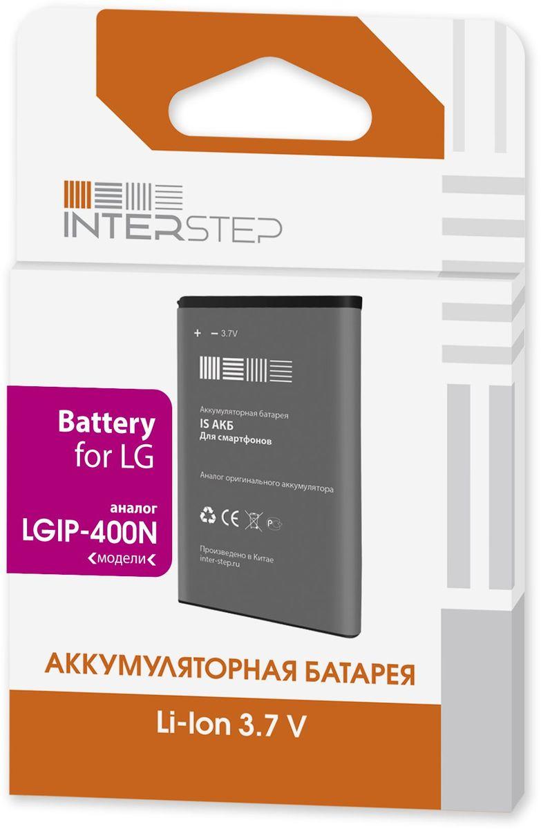 Interstep аккумулятор для LG GX200/GX300/GX500 (1400 мАч)IS-AK-LGGX200BK-140B201Стандартный литий-ионный аккумулятор Interstep для LG GX200/GX300/GX500 подарит множество часов телефонного общения. Благодаря компактности устройства всегда можно носить его с собой, чтобы заменять им севший аккумулятор вашего смартфона.Уважаемые клиенты! Обращаем ваше внимание на то, что упаковка может иметь несколько видов дизайна. Поставка осуществляется в зависимости от наличия на складе.
