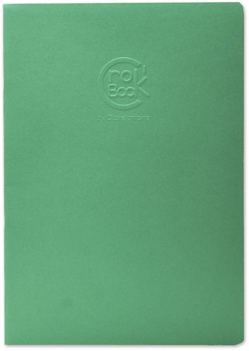 Блокнот Clairefontaine Crok Book, формат A4, 24 листа6032СОригинальный блокнот Clairefontaine идеально подойдет для памятных записей, любимых стихов, рисунков и многого другого. Плотная обложкапредохраняет листы от порчи изамятия. Такой блокнот станет забавным и практичным подарком - он не затеряется среди бумаг, и долгое время будет вызывать улыбку окружающих.