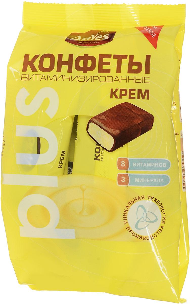 ДиYes Конфеты Кремовые витаминизированные на фруктозе, 200 г диyes конфеты кремовые витаминизированные на фруктозе 200 г