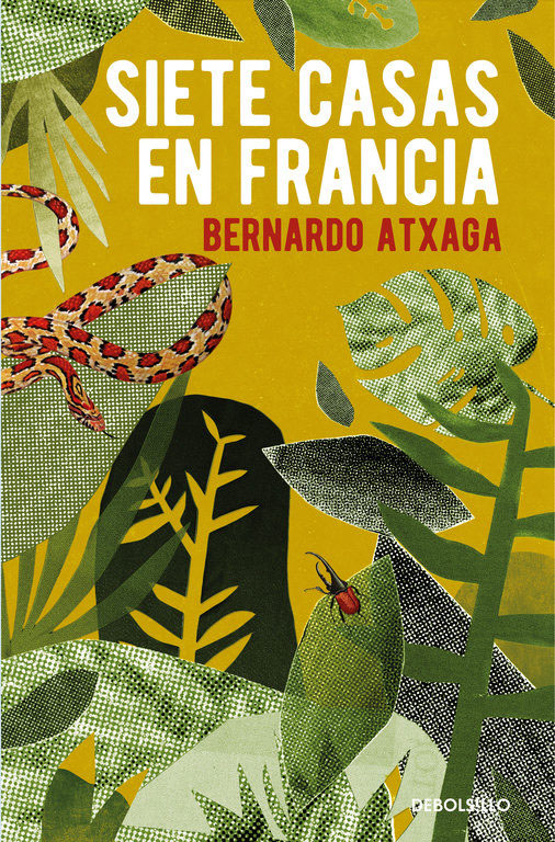 Siete Casas En Francia quiroga h cuentos de la selva