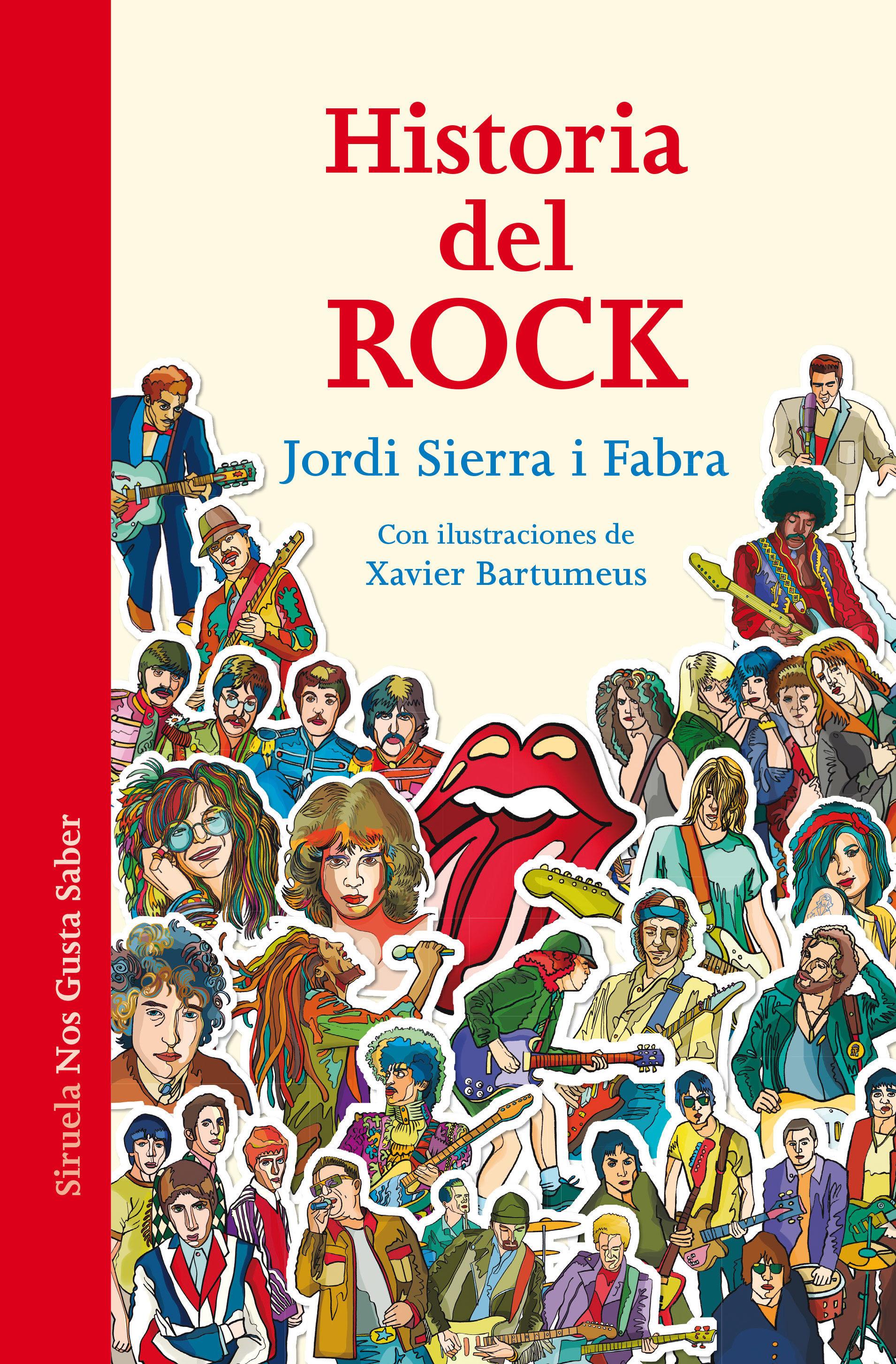 Historia Del Rock el viaje de mina