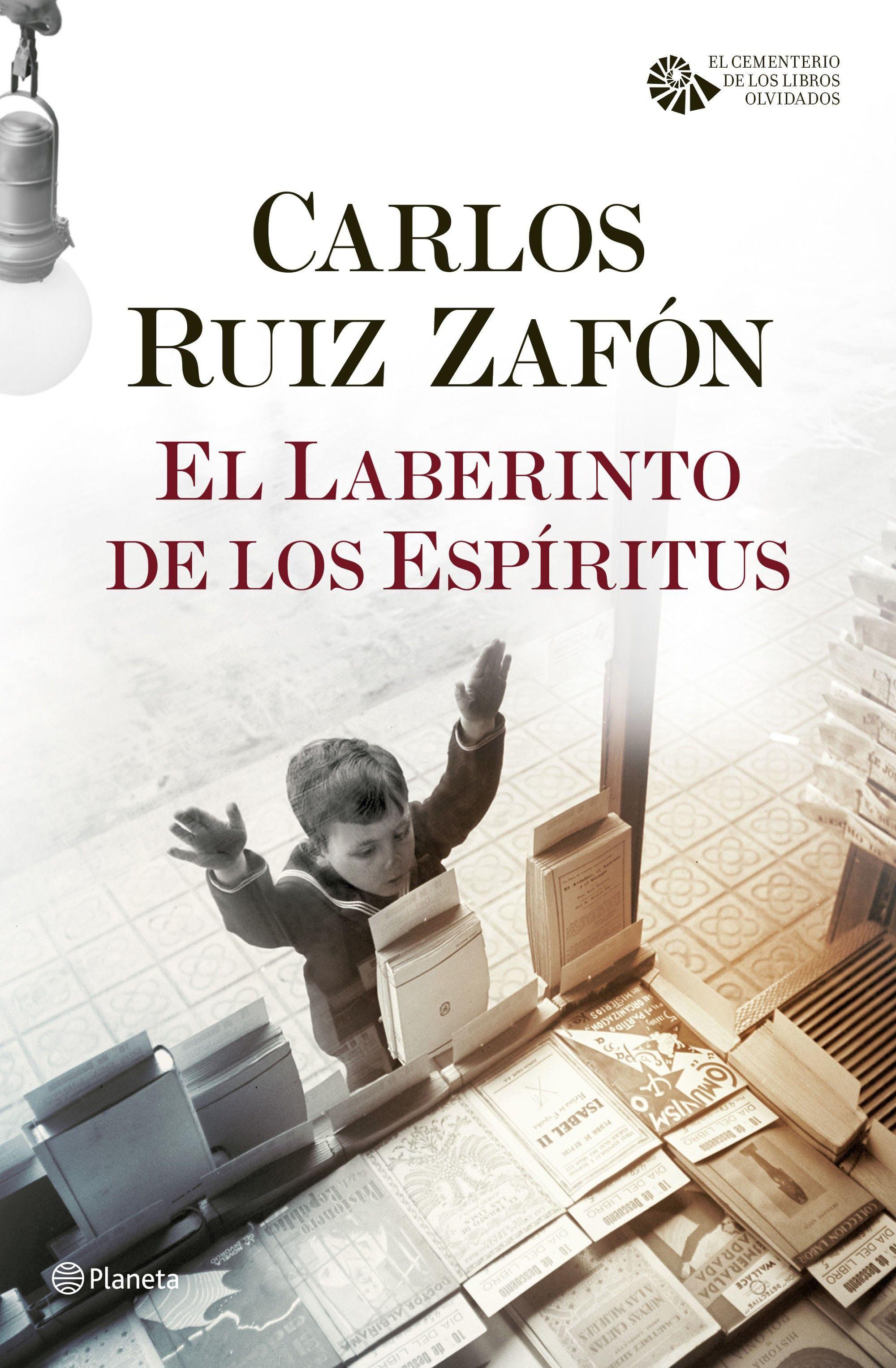 El Laberinto De Los Espiritus daniel pennac petite marchande de prose